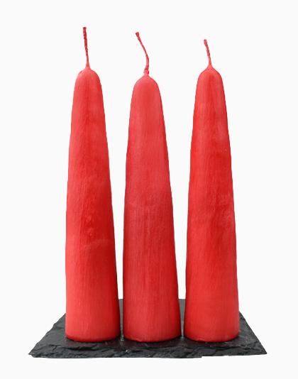 Röd Matt